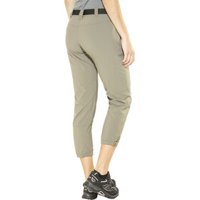 Maier Sports Lulaka Pantalon 7/8 Femme, teak
